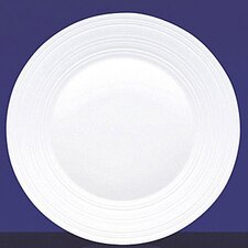 "Fine Bone China 10.7"" Swirl Plate"