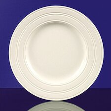 "Casual Cream 10.7"" Dinner Plate"