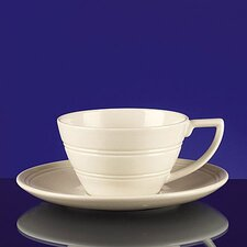 Casual Cream Small Teacup