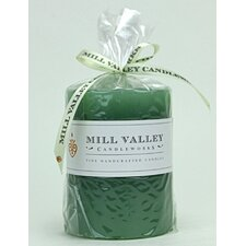 Sage Scented Pillar Candle