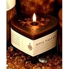 Amber Spice Scented Novelty Candle