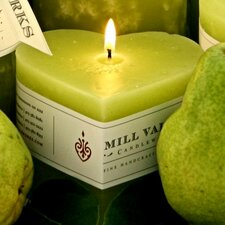 Green Pear Scented Novelty Candle