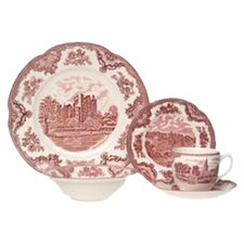Old Britain Castles 5 Piece Place Setting