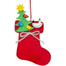 Christmas Stocking and Tree Ornament