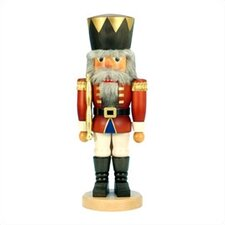 Tall Red King Nutcracker