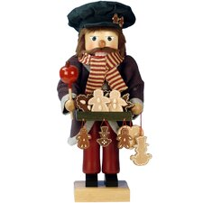 Gingerbread Vendor Nutcracker