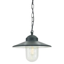 Karlstad 1 Light Outdoor Pendant