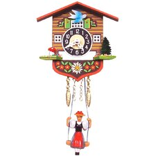 Battery Operated Chalet Cuckoo Clock