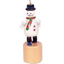 "Snowman ""Push"" Toy"