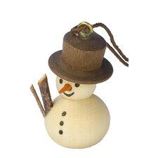 Christian Ulbricht Snowman Ornament