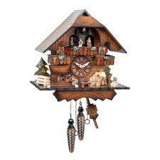 Battery Cuckoo Clock