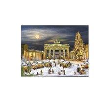 Bruck & Sohn Scene from City of Berlin Advent Calendar