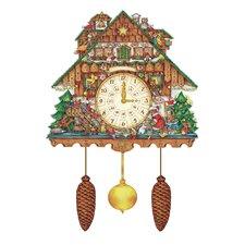 Korsch Advent Cuckoo Wall Calendar