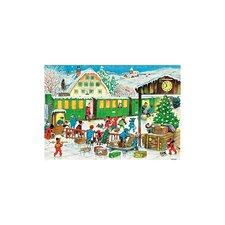 Korsch Advent Card (Set of 2)