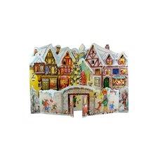 Sellmer Village with Kids Advent Calendar