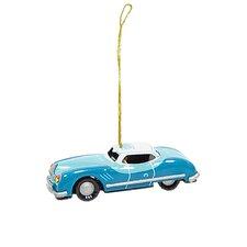 Tin Car Ornament