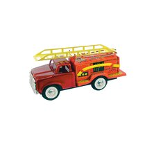 Tin Fire Truck Toy