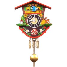 Engstler Battery-Operated Wall Clock