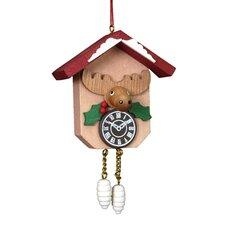 Christian Ulbricht Elk Cuckoo Clock Ornament