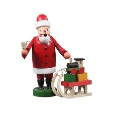 Dregeno Santa with Sled Incense Burner