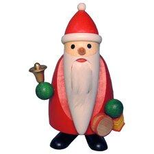 Richard Glaesser Santa with Bell Nutcracker