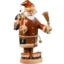 Dregeno Santa Train Incense Burner