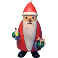 Richard Glaesser Santa with Toys Nutcracker