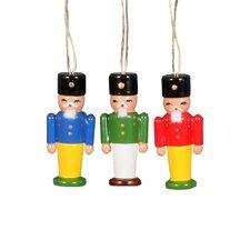 Dregeno Nutcracker Ornament (Set of 6)