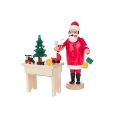 Dregeno Santa at Table Incense Burner