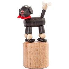 Dregeno Dog Push Toy Statue