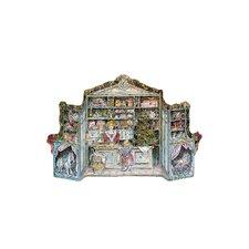 Korsch 3-Dimensional Victorian Store Advent Calendar