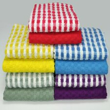 Cotton Terry 10 Piece Towel Set