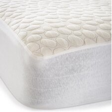 Pebbletex Tencel Natural Fiber Crib Mattress Pad