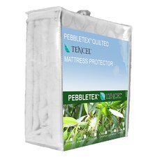 Pebbletex Tencel Natural Fiber Crib Mattress Protector