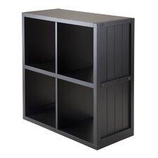 "Timothy 27.05"" Cube Unit"