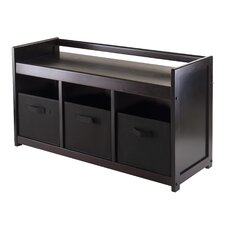 Addison Storage Bench
