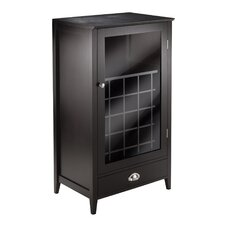 Bordeaux 25 Bottle Floor Wine Cabinet