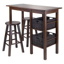 Egan 5 Piece Pub Table Set