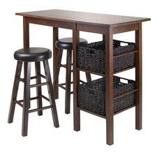 Egan 5 Piece Pub Table Set