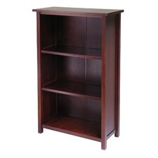 "Milan 43"" Standard Bookcase"