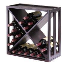 Kingston 24 Bottle Tabletop Wine Rack