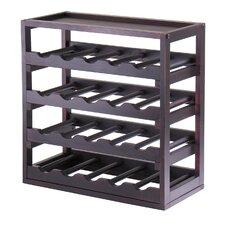 Kingston 20 Bottle Floor Wine Rack
