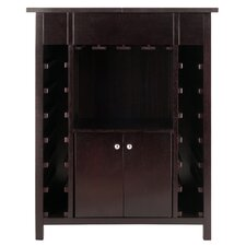 Yukon 14 Bottle Wine Cabinet
