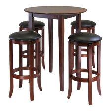 Fiona 5 Piece Pub Table Set