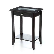 Syrah Multi-Tiered Telephone Table