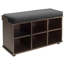Townsend 6 Cubby Storage Bench