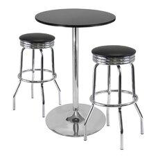 Summit 3 Piece Pub Table Set