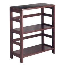 """Espresso 29.21"""" Standard Bookcase"""