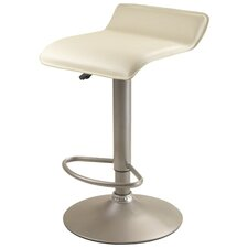 Airlift Adjustable Height Swivel Bar Stool