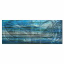 Ocean View by Nicholas Yust Graphic Art Plaque